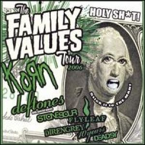 The Family Values Tour 2006 CD - album