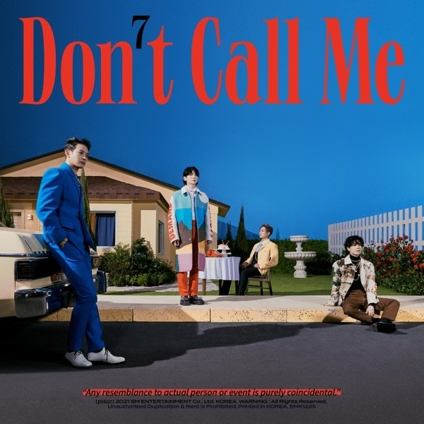 SHINee Don't Call Me, 2021