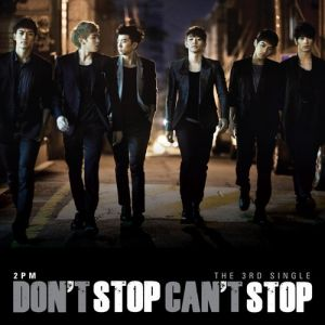 Don't Stop Can't Stop - album