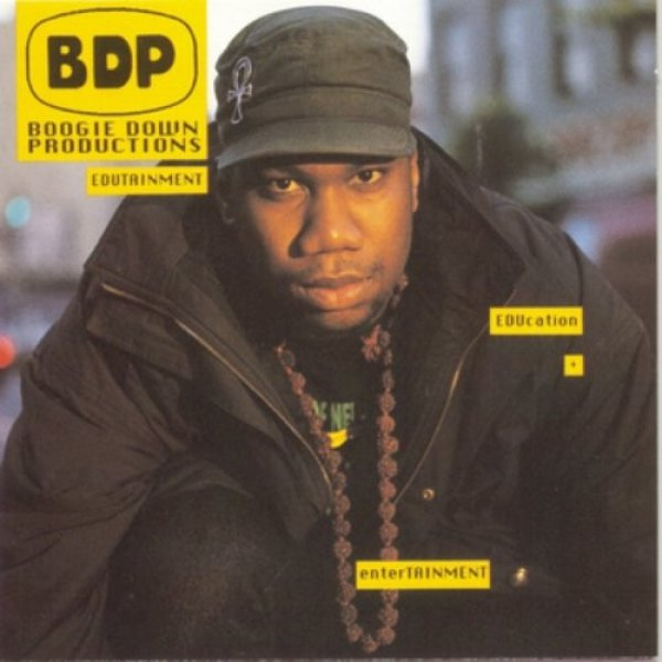 Boogie Down Productions Edutainment, 1990