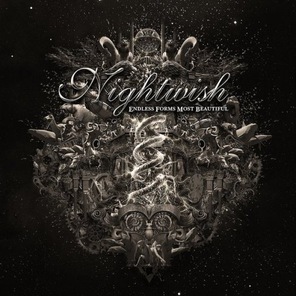 Nightwish Endless Forms Most Beautiful, 2015