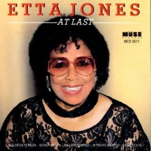 Etta Jones At Last, 1995