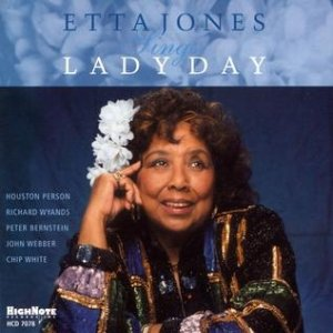 Etta Jones Sings Lady Day Album