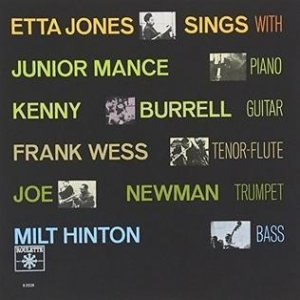 Etta Jones Sings Album