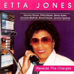 Etta Jones Reverse the Charges, 1992