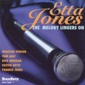 Etta Jones The Melody Lingers On, 1997