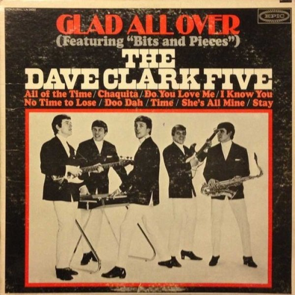 The Dave Clark Five Glad All Over, 1964