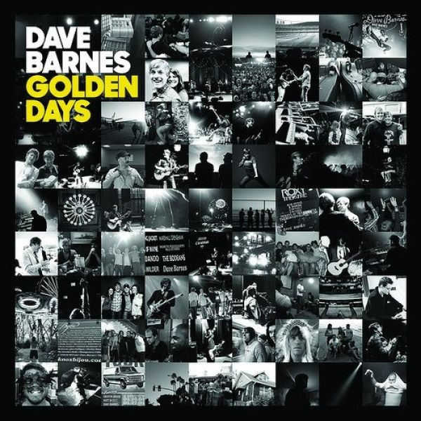 Dave Barnes Golden Days, 2014