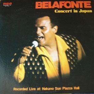 Belafonte Concert in Japan Album