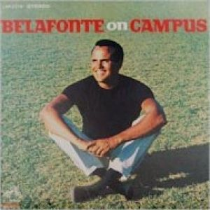 Belafonte on Campus Album