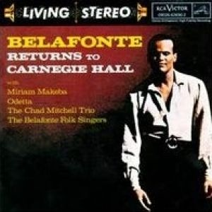 Belafonte Returns to Carnegie Hall Album