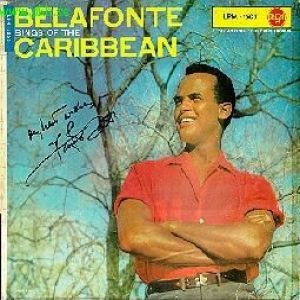 Belafonte Sings of the Caribbean Album