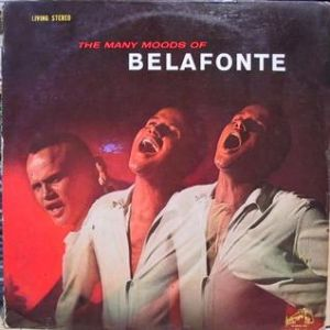 The Many Moods of Belafonte Album