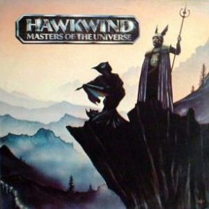 Hawkwind Masters of the Universe, 1977