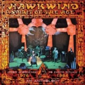 Hawkwind Spirit of the Age, 1988