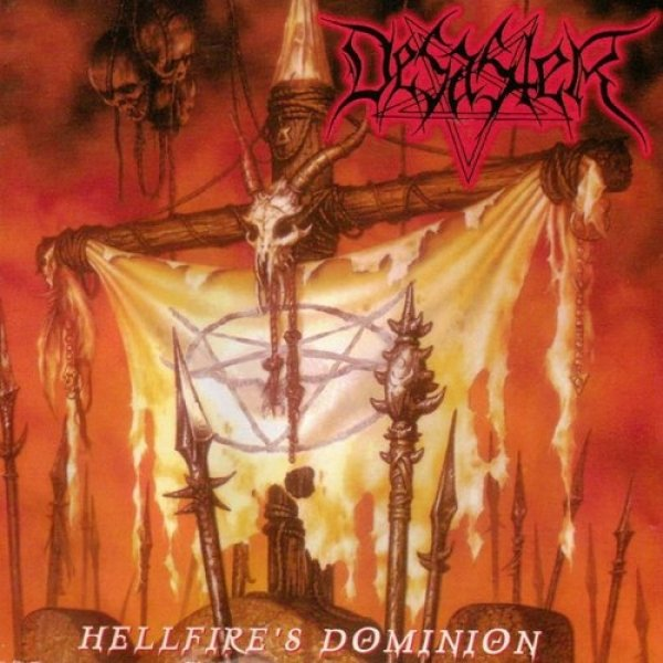 Desaster Hellfire's Dominion, 1998