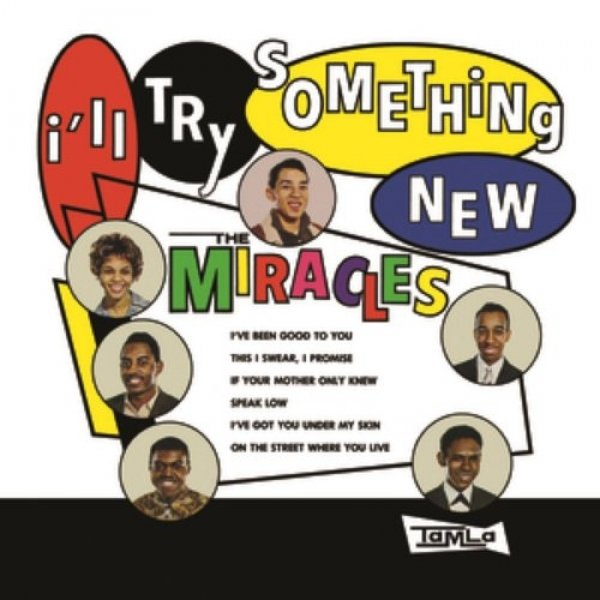 The Miracles I'll Try Something New, 1962