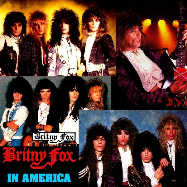 Britny Fox In America, 1986