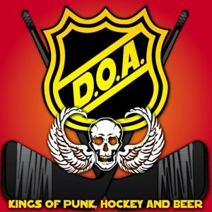 Kings of Punk, Hockey and Beer Album