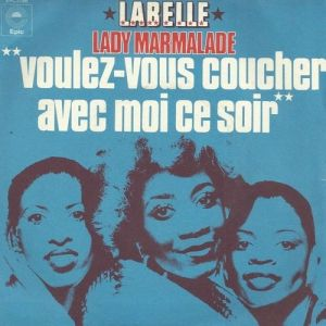 Labelle Lady Marmalade, 1970