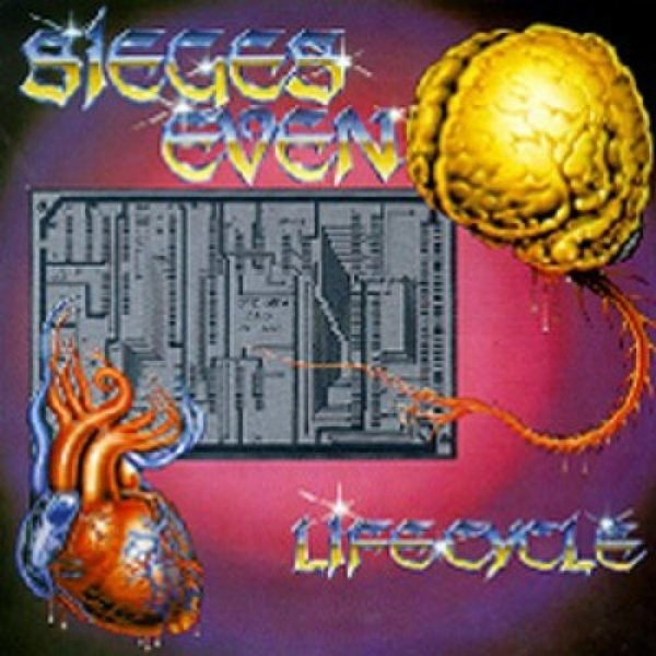 Sieges Even Life Cycle, 1988