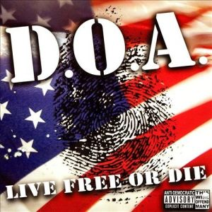 Live Free Or Die Album