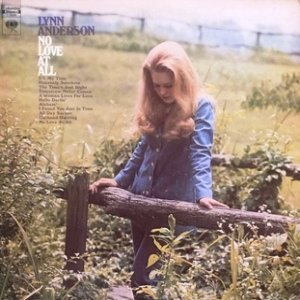 Lynn Anderson No Love at All, 1970