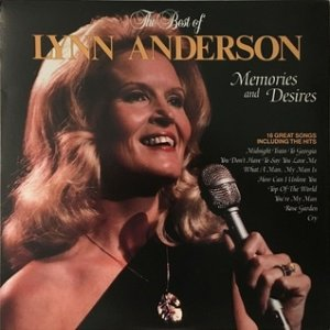 Lynn Anderson The Best of Lynn Anderson: Memories and Desires, 1982
