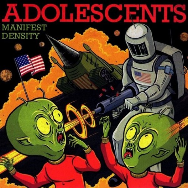 Adolescents Manifest Density, 2016