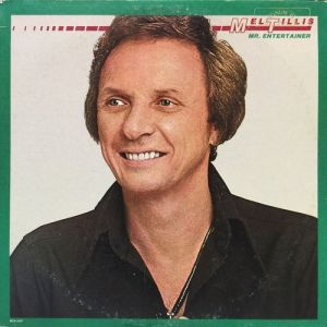 Mel Tillis Mr. Entertainer, 1979