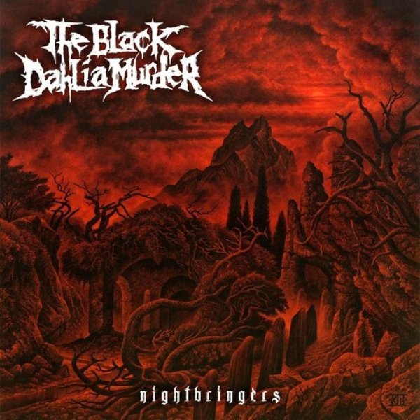 The Black Dahlia Murder Nightbringers, 2017