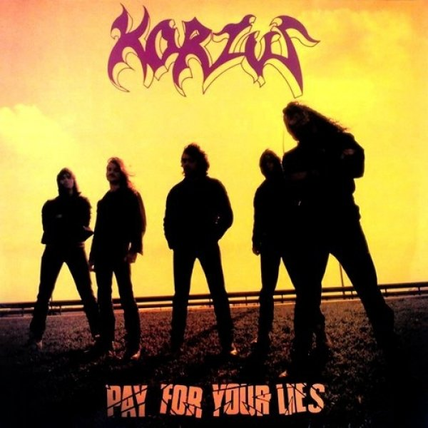 Pay For Your Lies Album