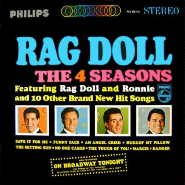 The Four Seasons Rag Doll, 1964
