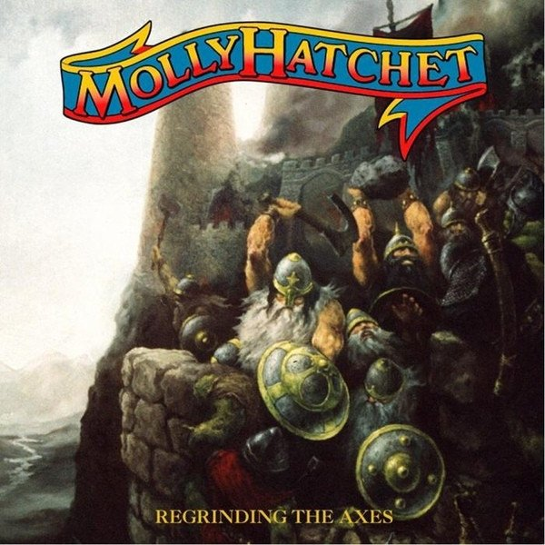 Molly Hatchet Regrinding the Axes, 2012
