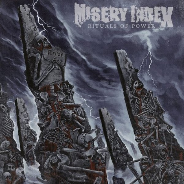 Misery Index Rituals of Power, 2019