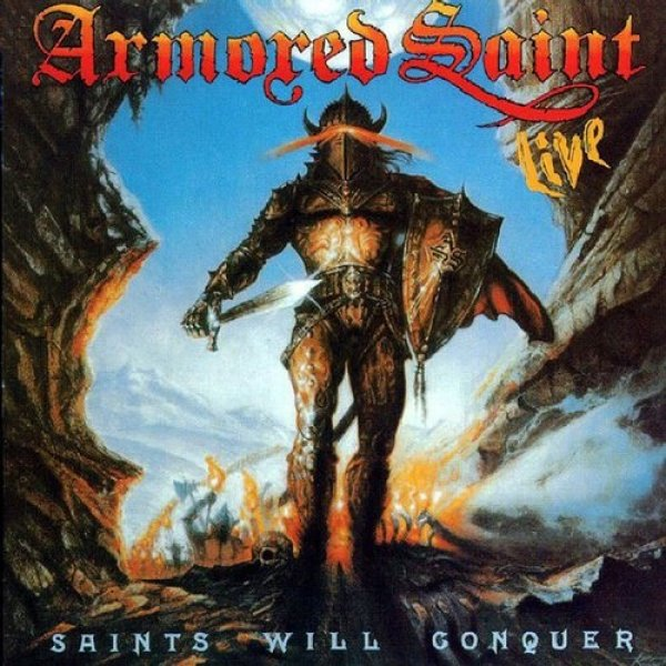 Armored Saint Saints Will Conquer, 1988
