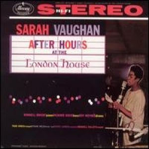 Sarah Vaughan After Hours at the London House, 2020