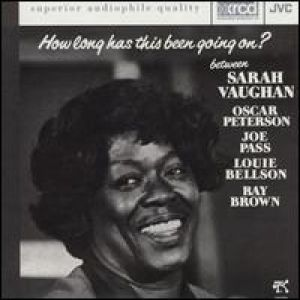 Sarah Vaughan How Long Has This Been Going On?, 1978