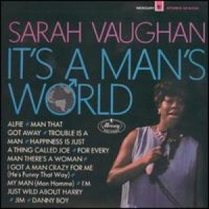 Sarah Vaughan It's a Man's World, 1967