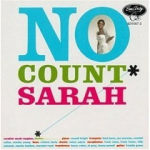 Sarah Vaughan No Count Sarah, 2020