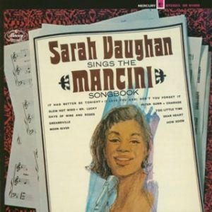 Sarah Vaughan Sarah Vaughan Sings the Mancini Songbook, 1965
