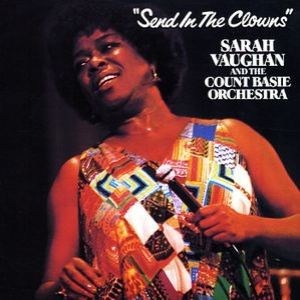 Sarah Vaughan Send in the Clowns, 1974