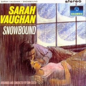 Sarah Vaughan Snowbound, 1962