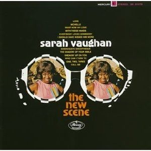 Sarah Vaughan The New Scene, 1966