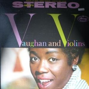 Sarah Vaughan Vaughan and Violins, 1959