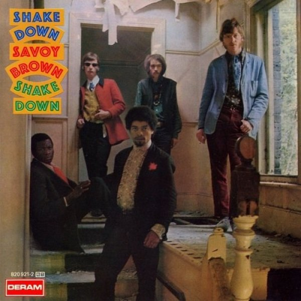 Savoy Brown Shake Down, 1967