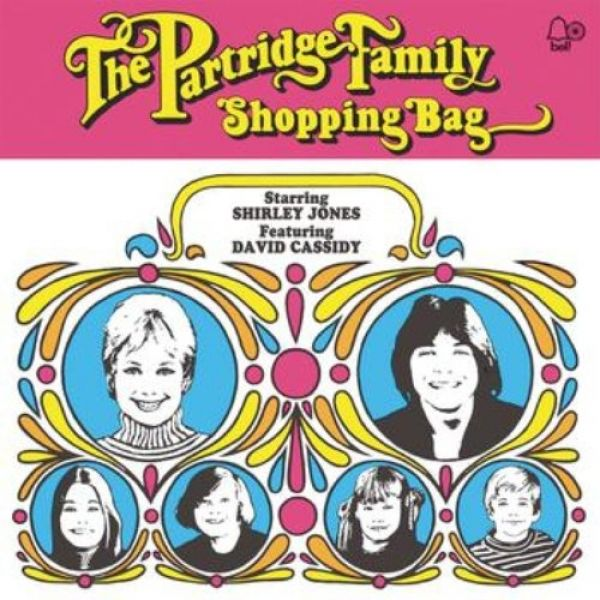 The Partridge Family Shopping Bag, 1972