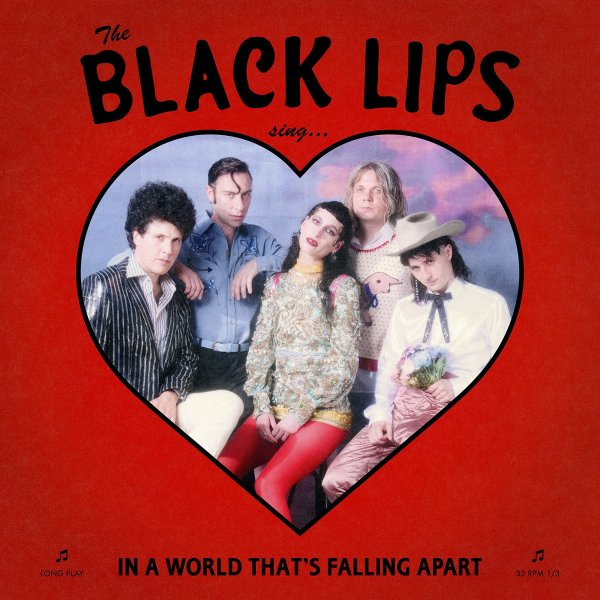 Black Lips Sing in a World That's Falling Apart , 2020