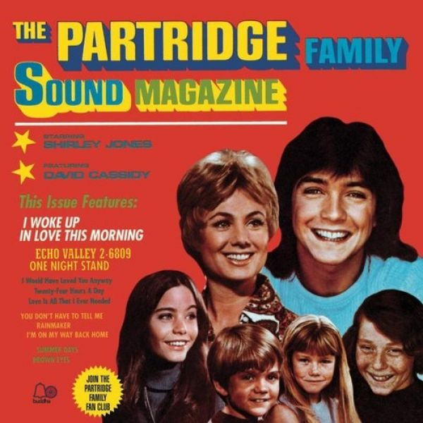 The Partridge Family Sound Magazine, 1971