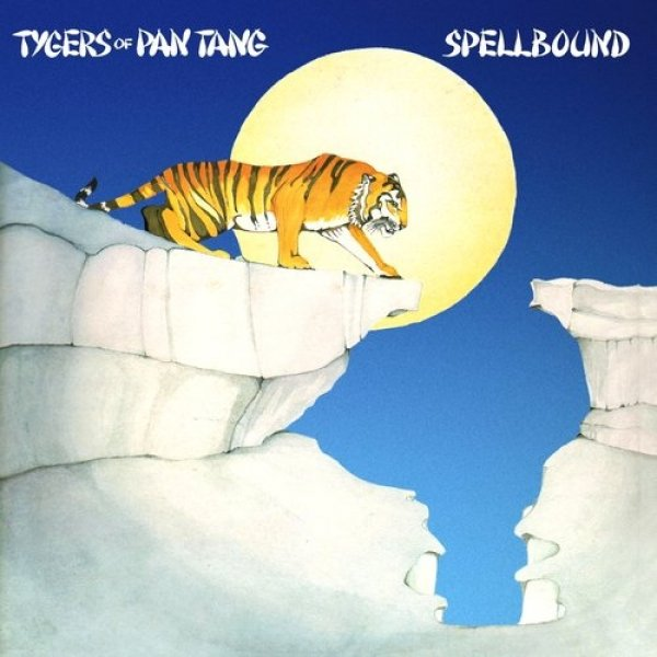 Tygers of Pan Tang Spellbound, 1981